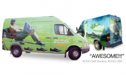 Ecco picks SB Printer for Wrap