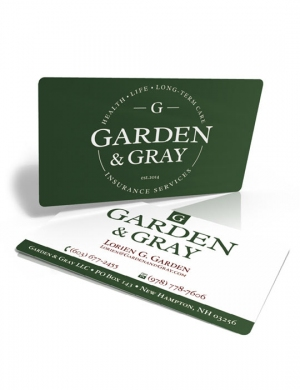 Business Cards (16pt) Rounded Corner